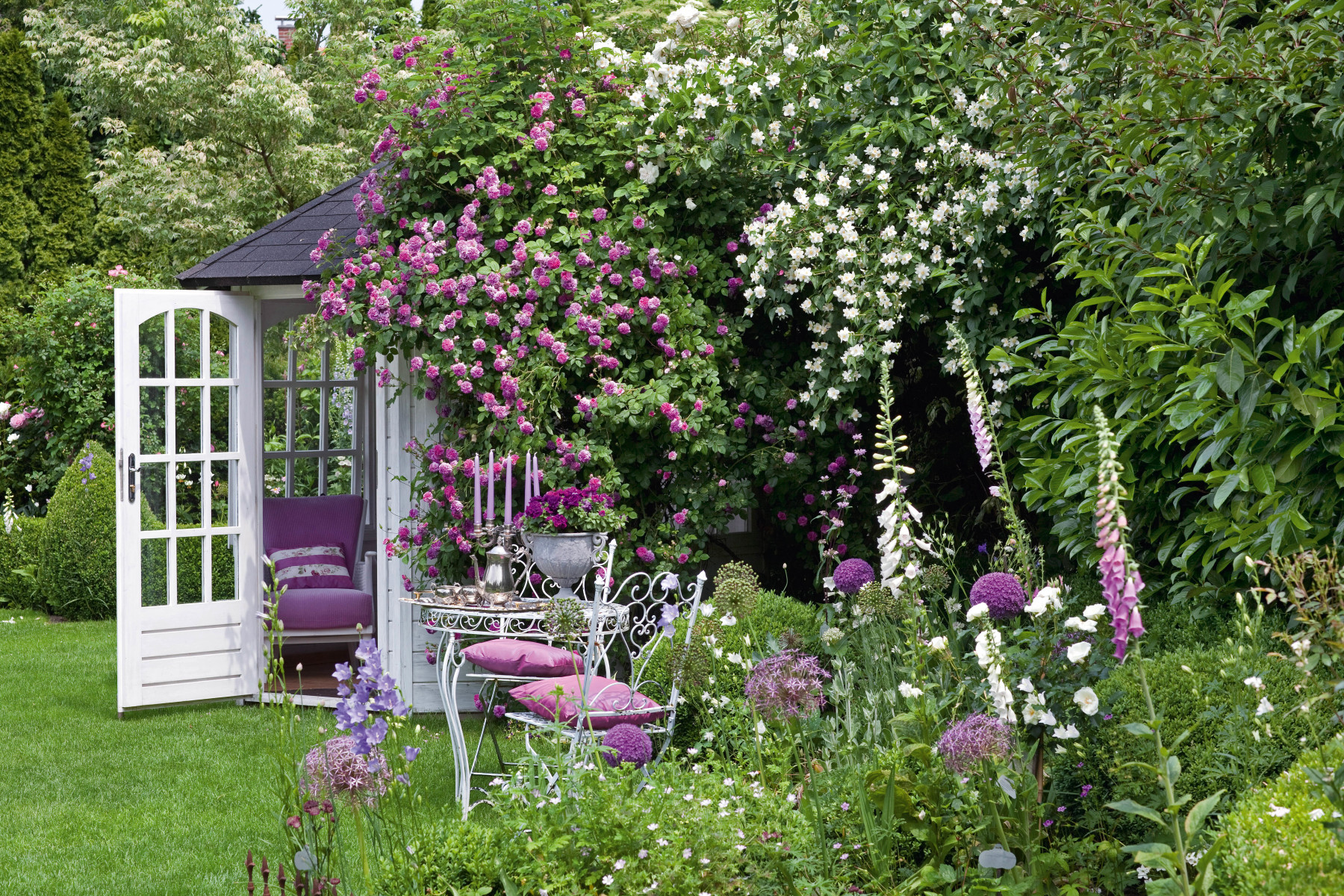 Ein Garten für die Seele | Callwey Gartenratgeber