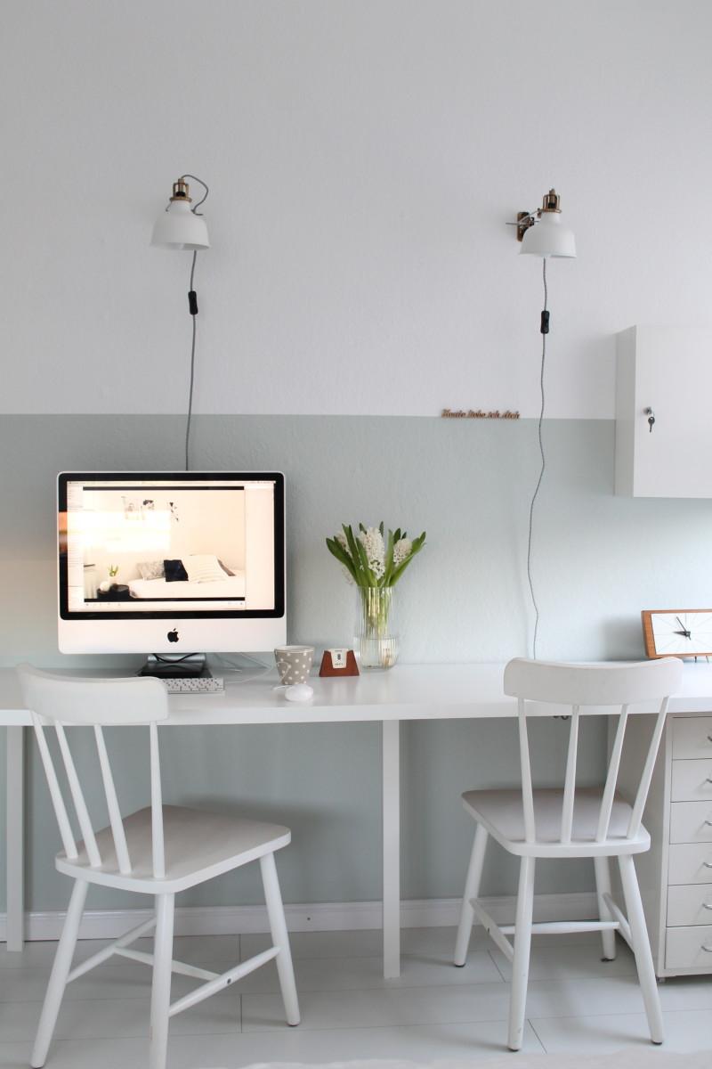 Wandfarben arbeitszimmer alles ber wohndesign und - Arbeitszimmer wandfarbe ...