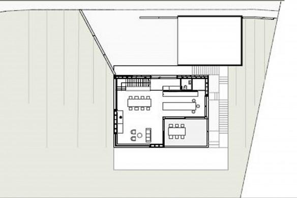 Christian Lenz Einfamilienhaus Grundrissatlas Grundriss Erdgeschoss