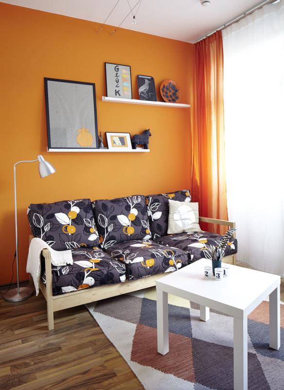 Wohnbuch Farben
