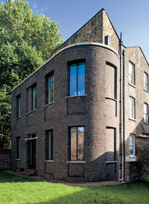 Wienerberger Brick 16 Ziegel Architektur