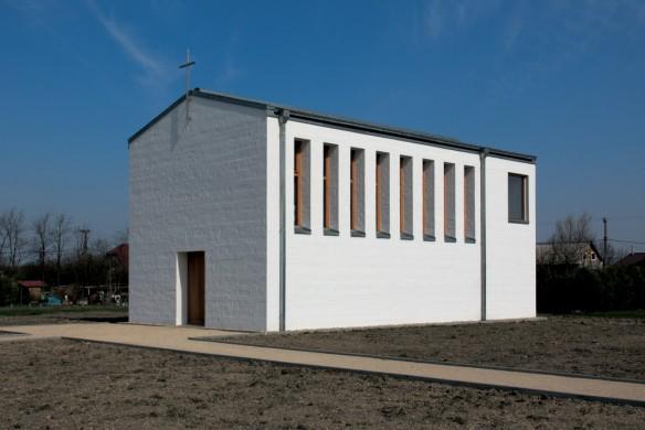 Wienerberger Brick 16 Ziegel Kirche
