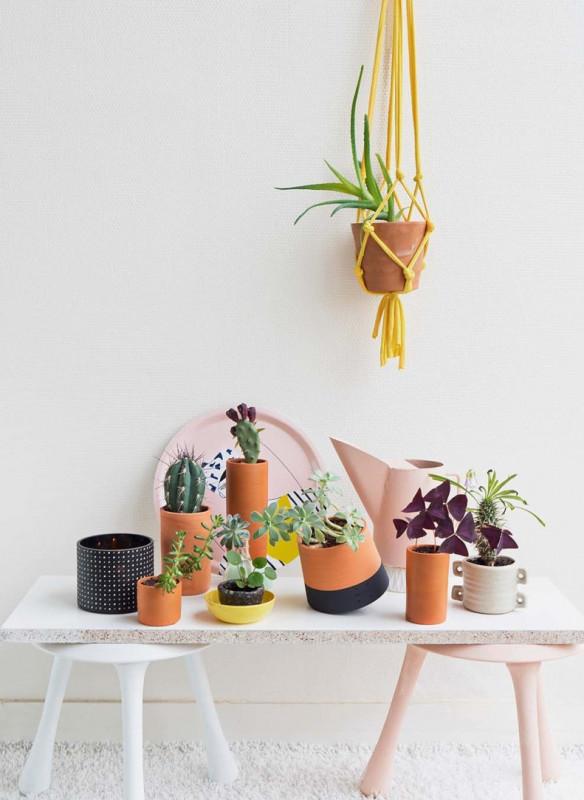 urban jungle interior book callwey flower pot holder