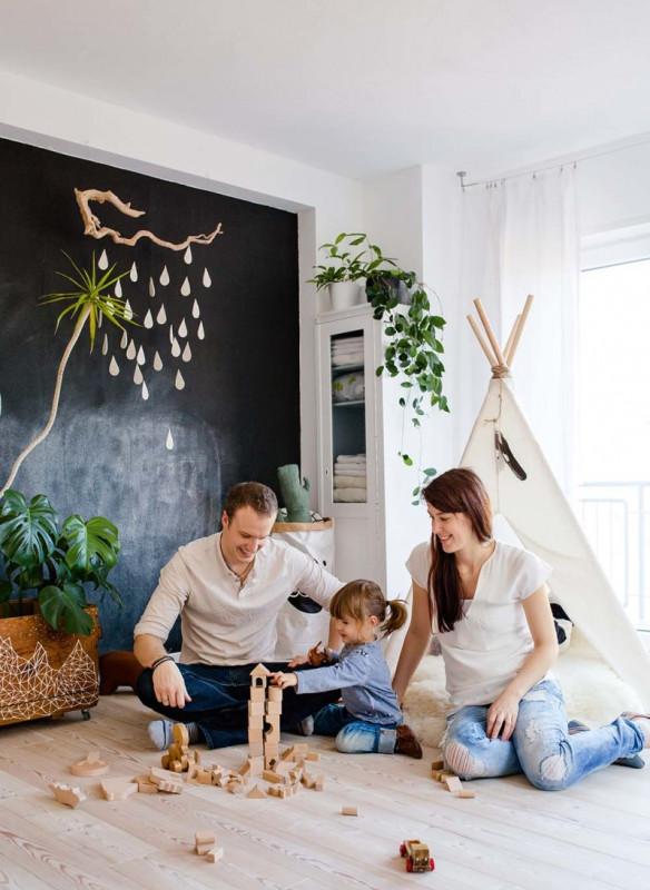 urban jungle interior book green children bedroom plant