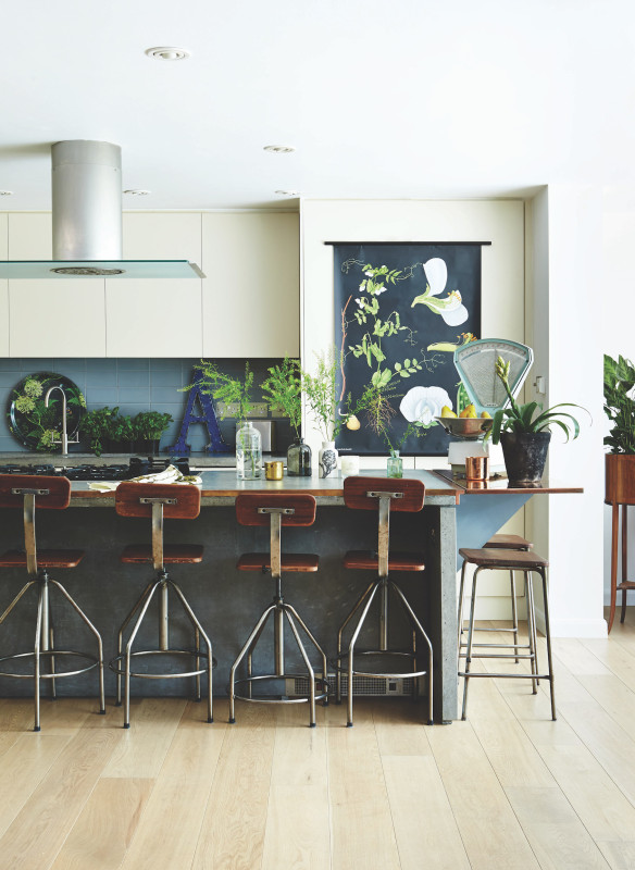 Callwey Wohnbuch Bar Küche