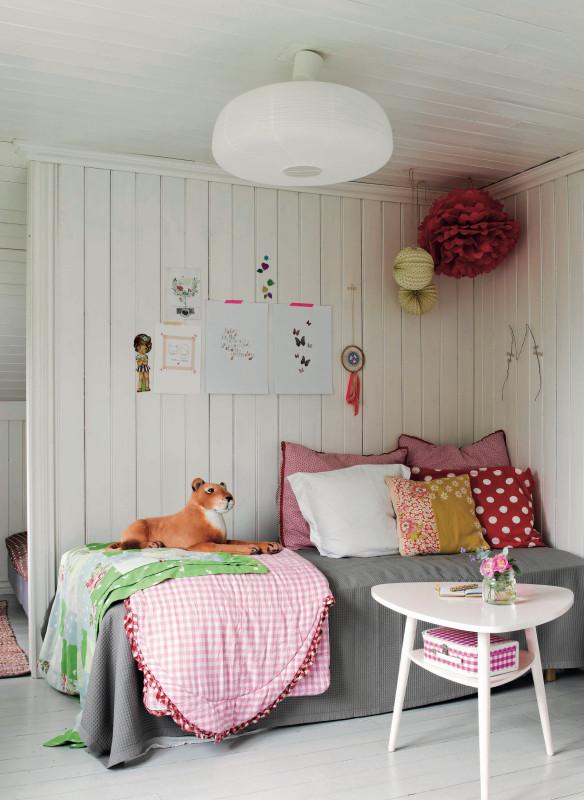 Callwey Wohnbuch Kinderzimmer gemütlich Kissen