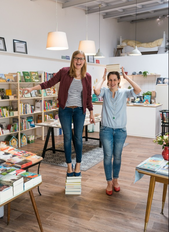 Shop Girls Callwey Wohnbuch Buchhandlung Existenzgründung