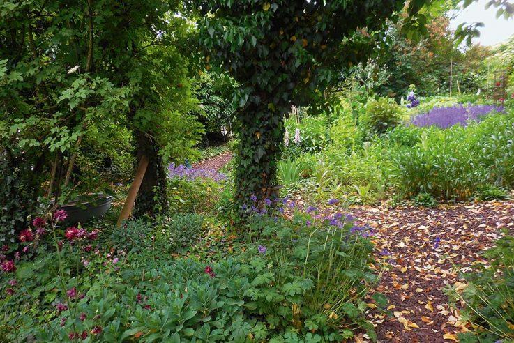 Gärten des Jahres Der Geheime Garten von Petra Hirsch