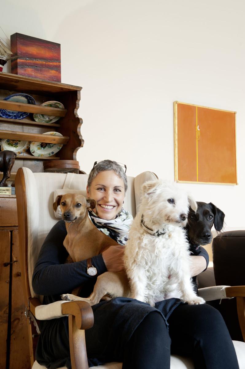 Wohnen mit hund callwey blog for Boden wischen mit hunden im haus