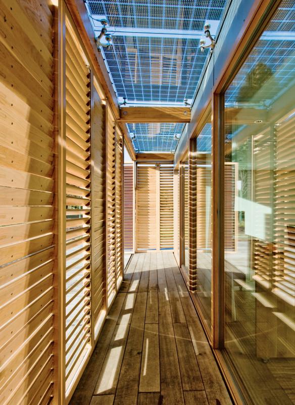 Aktivhaus Holz Licht Innenräume Callwey Buch