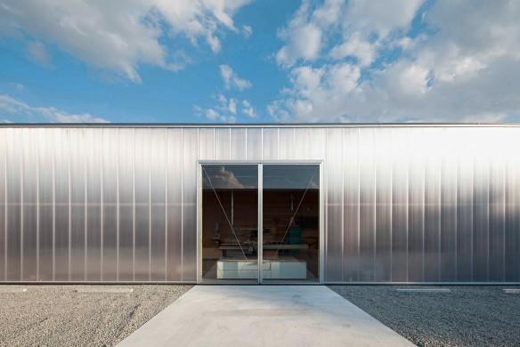 Architekturbuch Neubau Werkhalle Deppisch Architekten