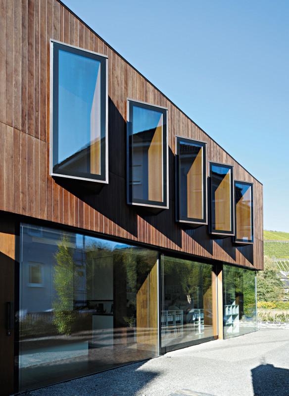 Plusenergiehaus Architekten Stein Hemmes Wirtz Kasel Frankfurt