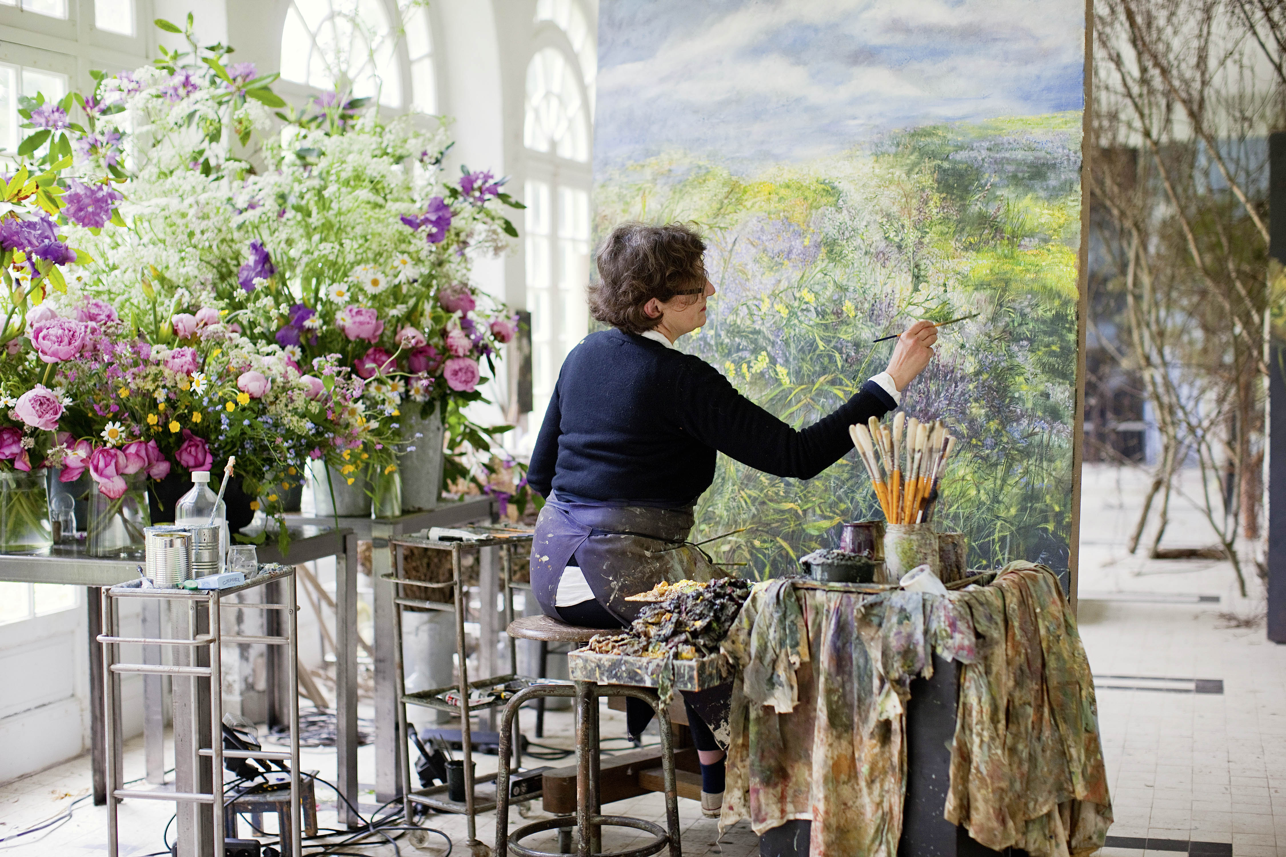 Claire Basler Paintings For Sale