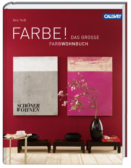 farbe das gro e farbwohnbuch. Black Bedroom Furniture Sets. Home Design Ideas