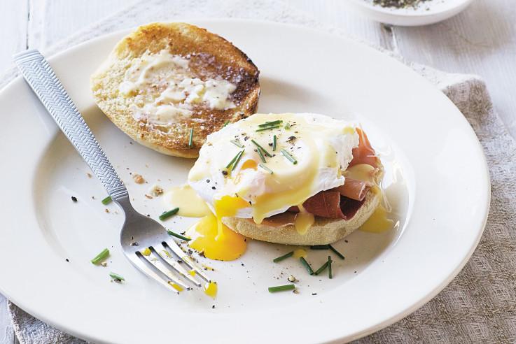 Eier Benedikt Rezept | Frühstücksideen | Guter Start in den Tag | Wie die Helene zur Birne kam | James Winter | Callwey