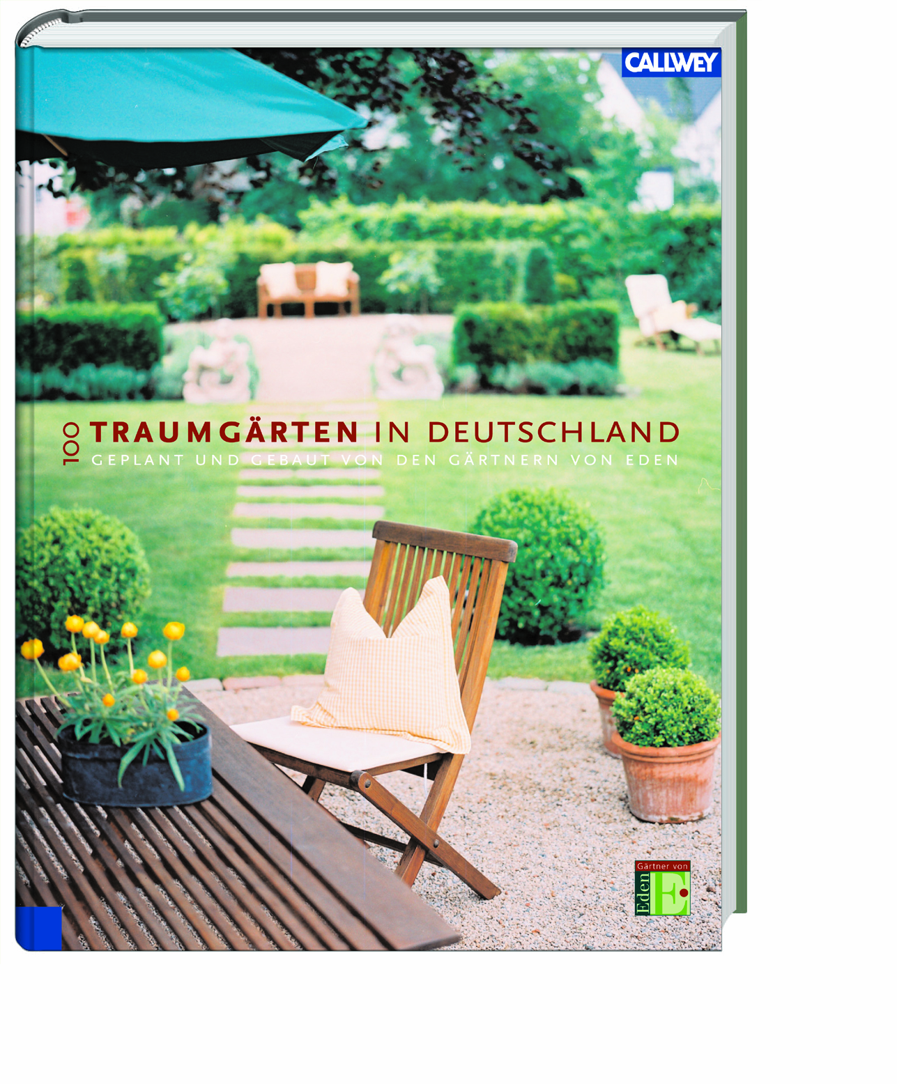 Traumgärten 100 traumgärten in deutschland gartenratgeber