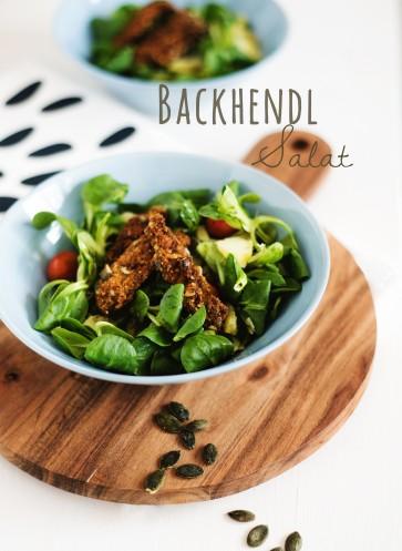 Backhendlsalat mit Kernöl Rezept | Rezept der Woche | Callwey Kochbücher