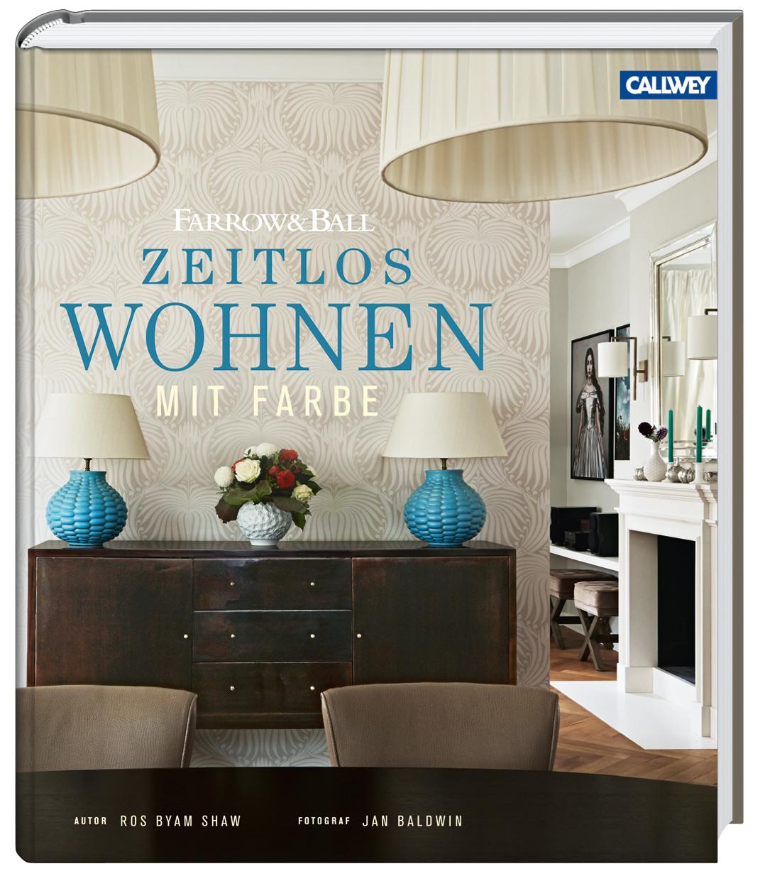 zeitlos wohnen mit farbe. Black Bedroom Furniture Sets. Home Design Ideas