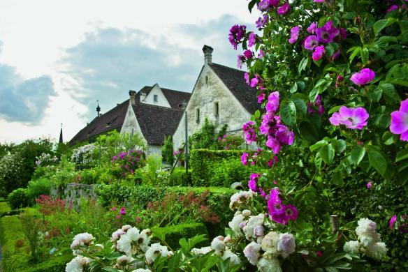 Reiseführer Schweiz Gärten