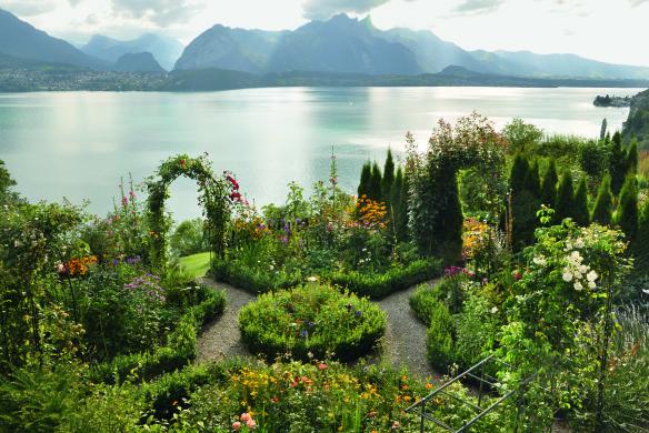 Gartenreiseführer Schweiz