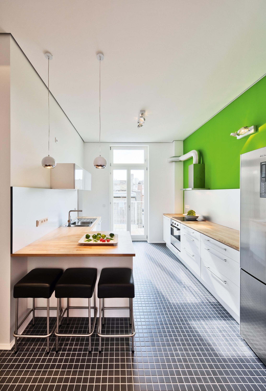 neue k che gef llig. Black Bedroom Furniture Sets. Home Design Ideas