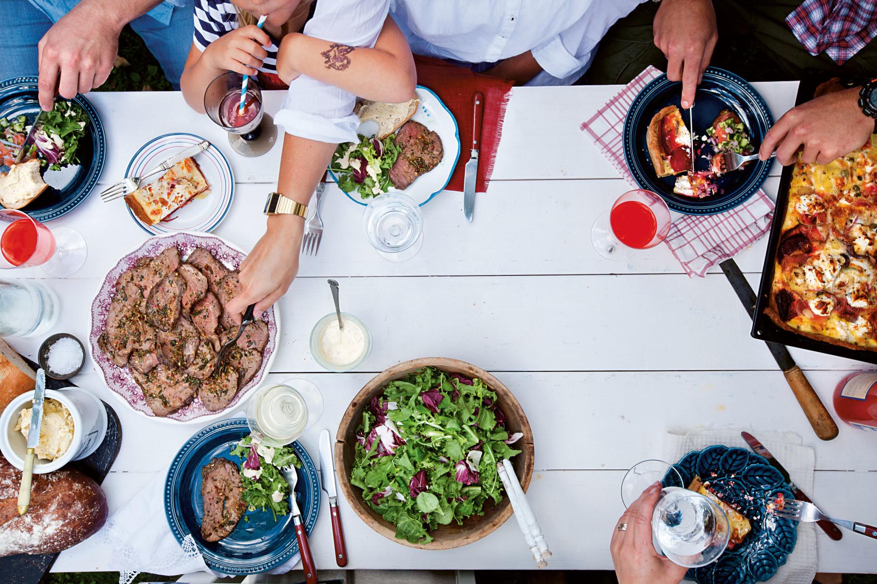 Sommerküche Für Gäste : Zeit für sommerküche u callwey
