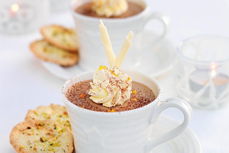 Schoko-Orangen-Mousse Rezept | Dessert Ideen | Königlich & Köstlich | Carolyn Robb | Callwey