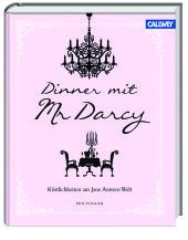 Dinner mit Mr Darcy Jane Austen Bücher Rezete