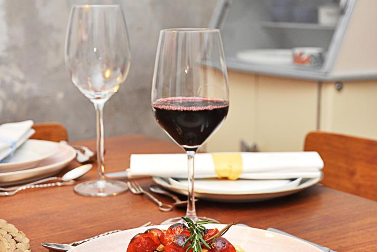 Vegetarische Lasagne Rezept | Al Forno | Italienisches Hauptgericht | Küchengeheimnisse erfolgreicher Frauen | Laura Seebacher | Callwey Kochbuch