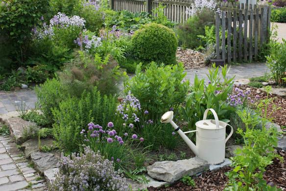 Kleiner Kräutergarten