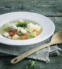 Hühnersuppe Rezept mit Wurzelgemüse | Selber kochen | 100 Rezepte aus meinem Garten | Barbara kocht | Barbara Bonisolli | Callwey Kochbücher
