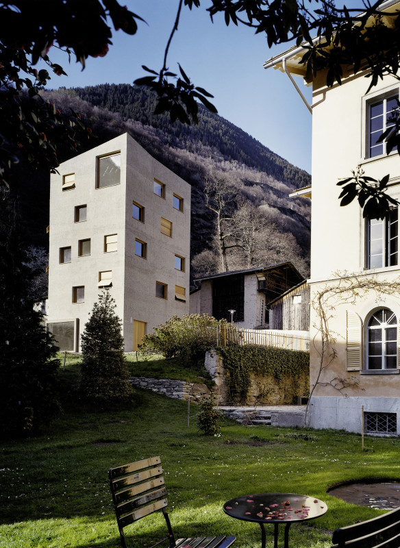 Stiftung Villa Garbald Miller Maranta