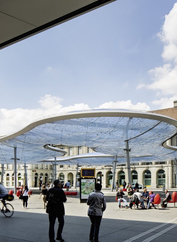 Bushof Aarau | Vehovar  Jauslin Architektur