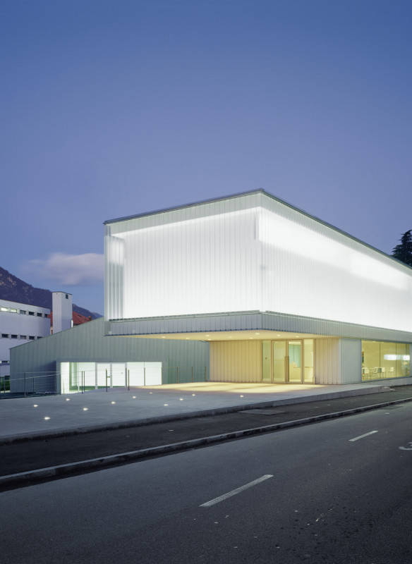 m.a.x. museo Durisch Nolli Architetti