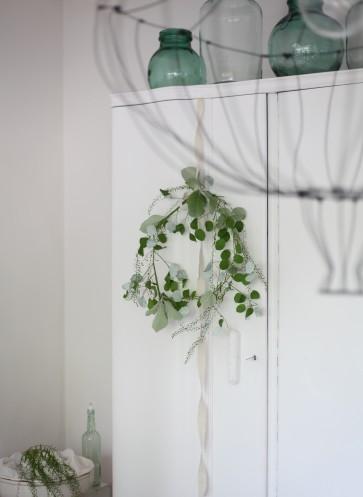 Callwey Stilzitat Blumenkranz Ansicht Vase