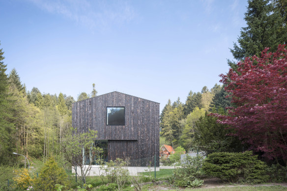 Stocker Dewes Architekten bda Holzhaus