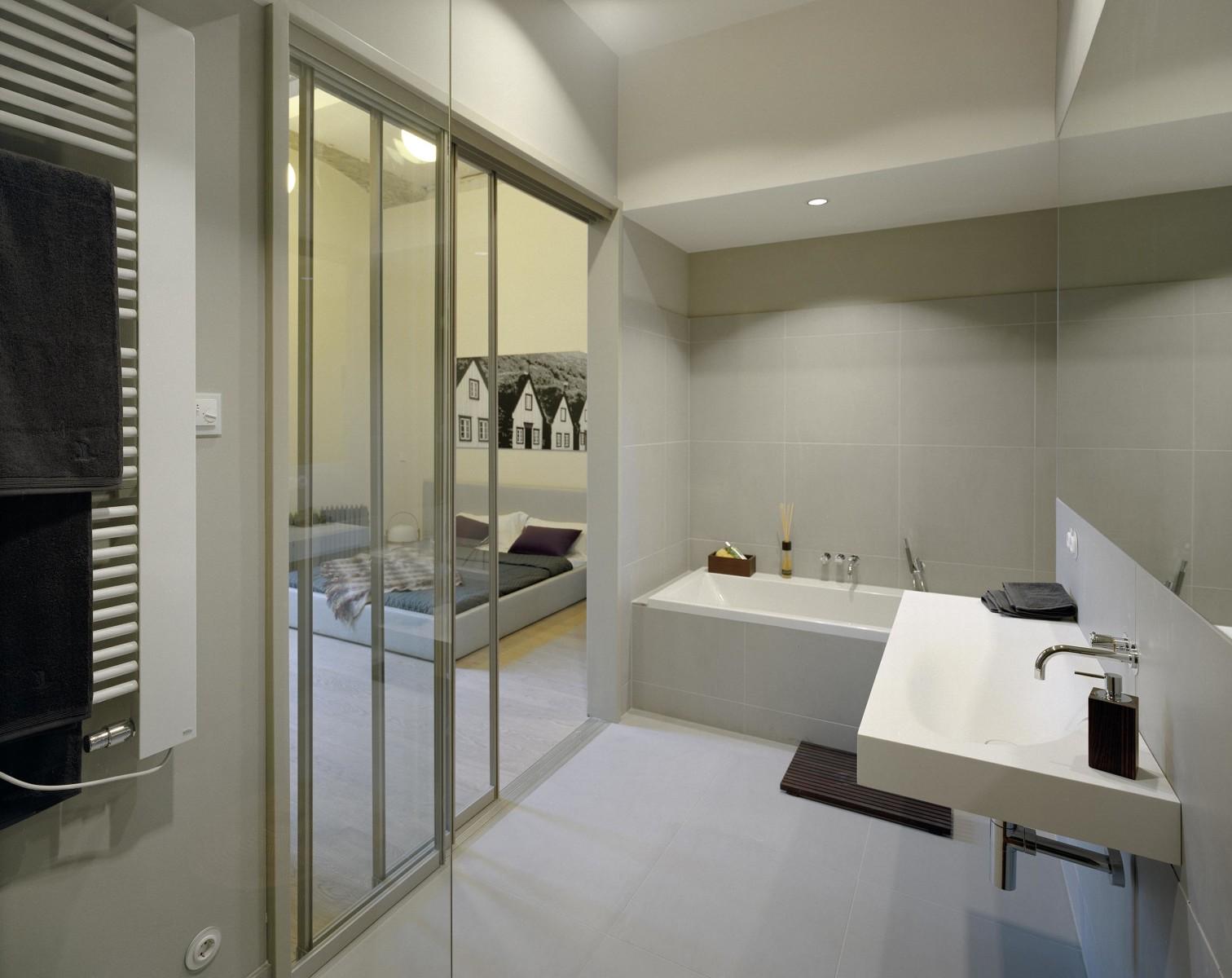 loft living callwey architekturb cher. Black Bedroom Furniture Sets. Home Design Ideas