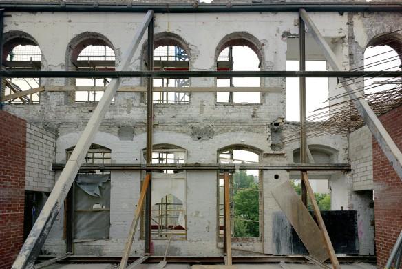 Opernlofts Werkstatt der komischen Oper Umbau