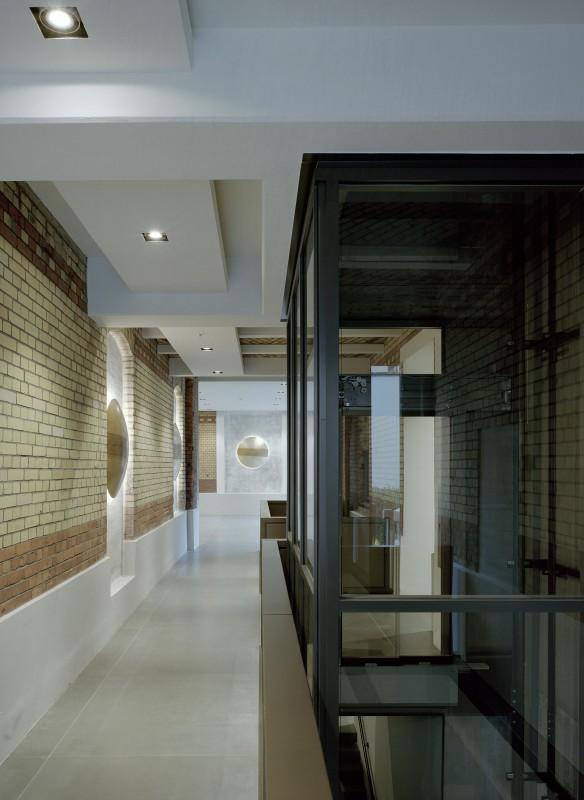Umbau Loft Eingangshalle nach Umbau