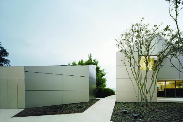 Architektur Einfamilienhaus Modern