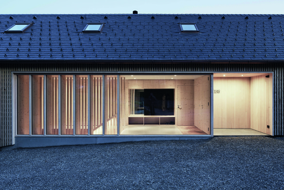Innauer Matt Architekten Wohnhaus