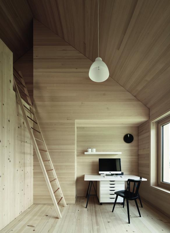 Innenausstattung Holz Einrichtung
