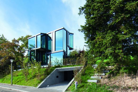L3P Architekten Haus Weinstock-Bau