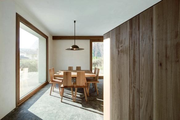 Esszimmer Einrichtung Design Holz