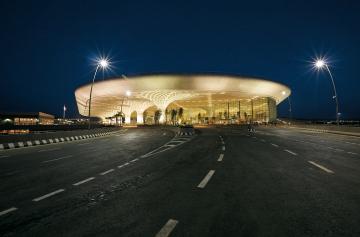 Airport Mumbai Architetkur