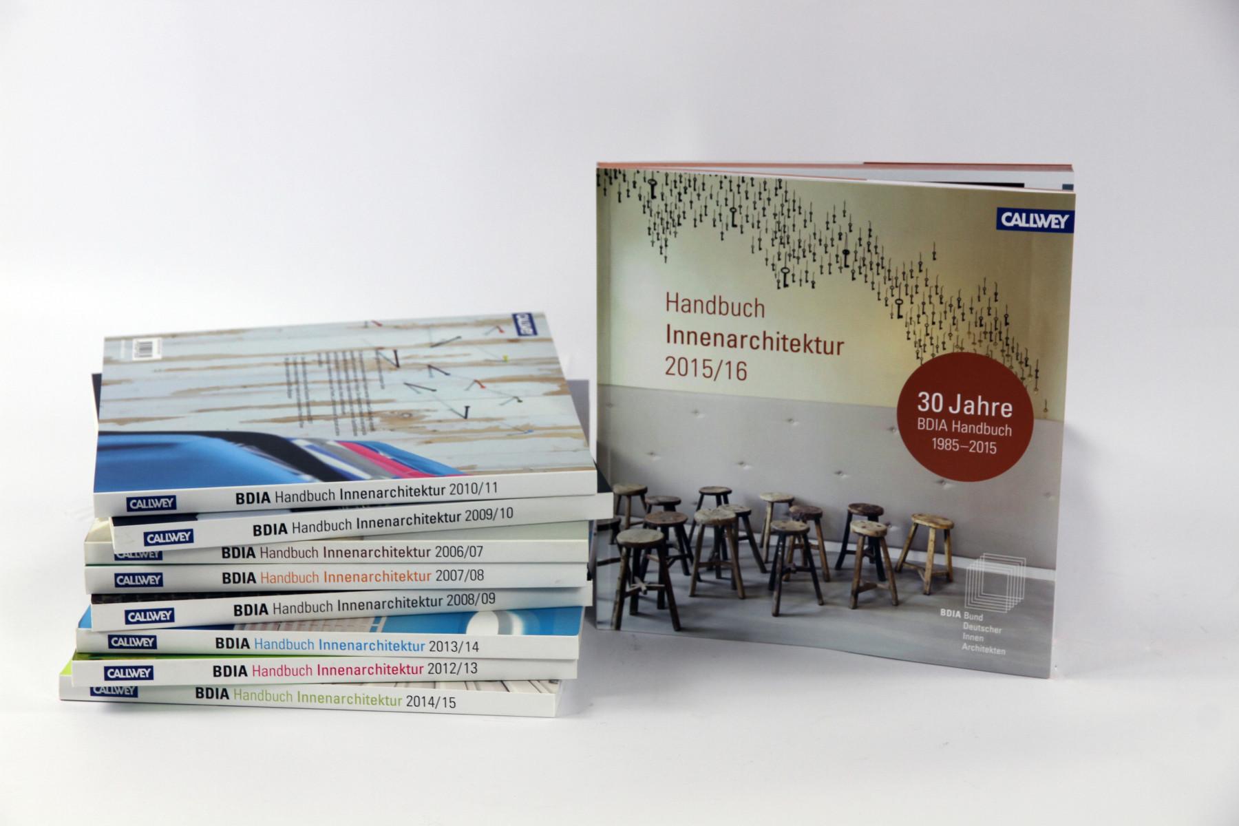 Innenarchitektur Verband Deutschland bdia handbuch innenarchitektur 2015 16