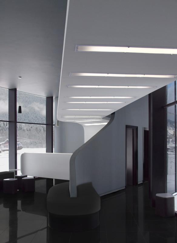 Flughafen Mestia Georgien - Callwey Architekturbuch