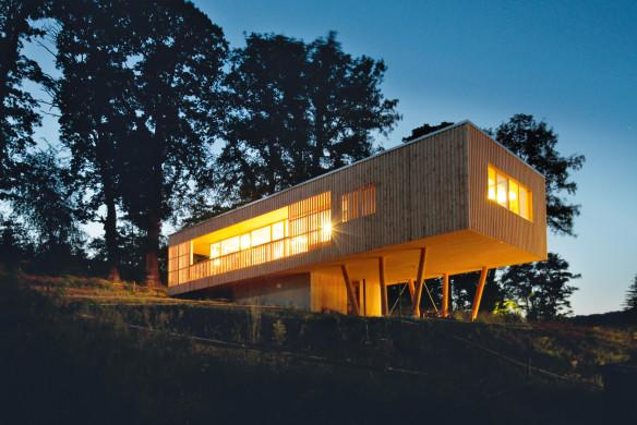 Juri Troy Architects_Haus unter den Eichen
