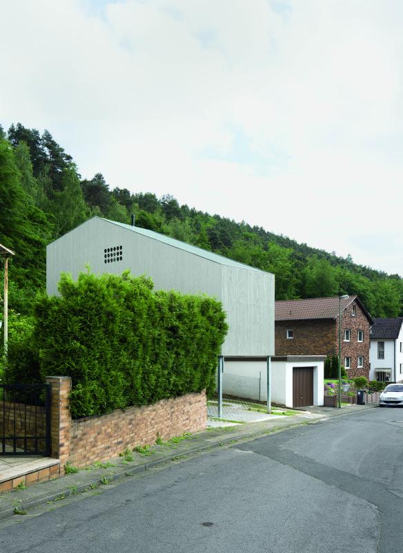 Modernes Wohnhaus Architekturbüro Scheder