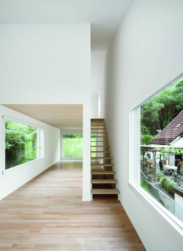 Treppe Modern Wohnraum